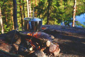 Camping i Harzen